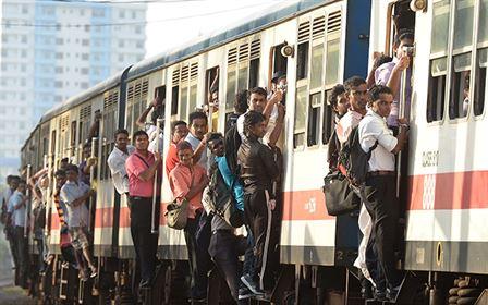 train-crowded