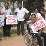 dengu protest 100