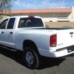 2006-dodge-ram-2500-quad-cab-slt-pickup-4d-6-14-ft-152183-miles-white-pickup-6--8