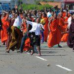 Hamba protest