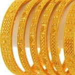 Arabic-Gold-Designs-Bangle-290x300