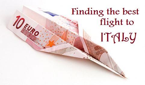 flights-to-italy